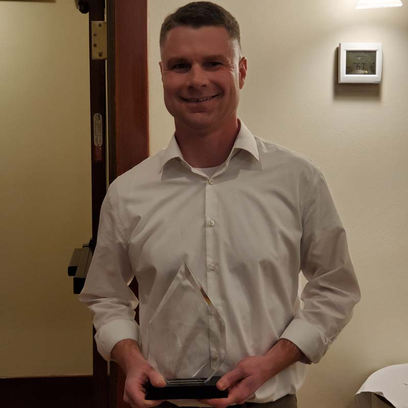 2019 MTACDL Co-Lawyer of the Year: Toby Cook